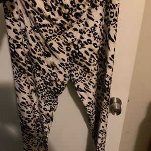 Lularoe Cheetah Leggings